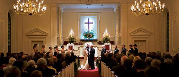 Weddings - First Presbyterian Church of Anderson